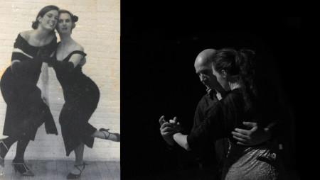 docenten tango abrazo